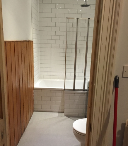 Willis West Bathroom Alteration
